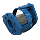 KRS-32 Angular Expansion Joints / Cardan Hinged Flanged Type