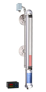 Magnetic Level Gauge - KRS-135s Type